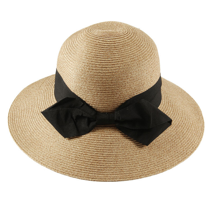 Summer Fishing Hat Women, Summer Wide Brim Bucket Sun Hat