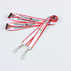 Full Color Printed Custom Fabric Neck Sublimation Lanyard