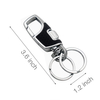 Custom Wholesale No Minimum Oem New Design Customize Custom Logo Key Chain