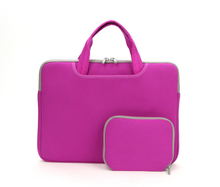 High Quality Custom Made Neoprene Laptop Bag