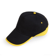 High Quality Logo Custom New Blank Plain Cotton Sport Hats Baseball Cap