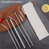 High-quality Stainless Steel Drinking Straws