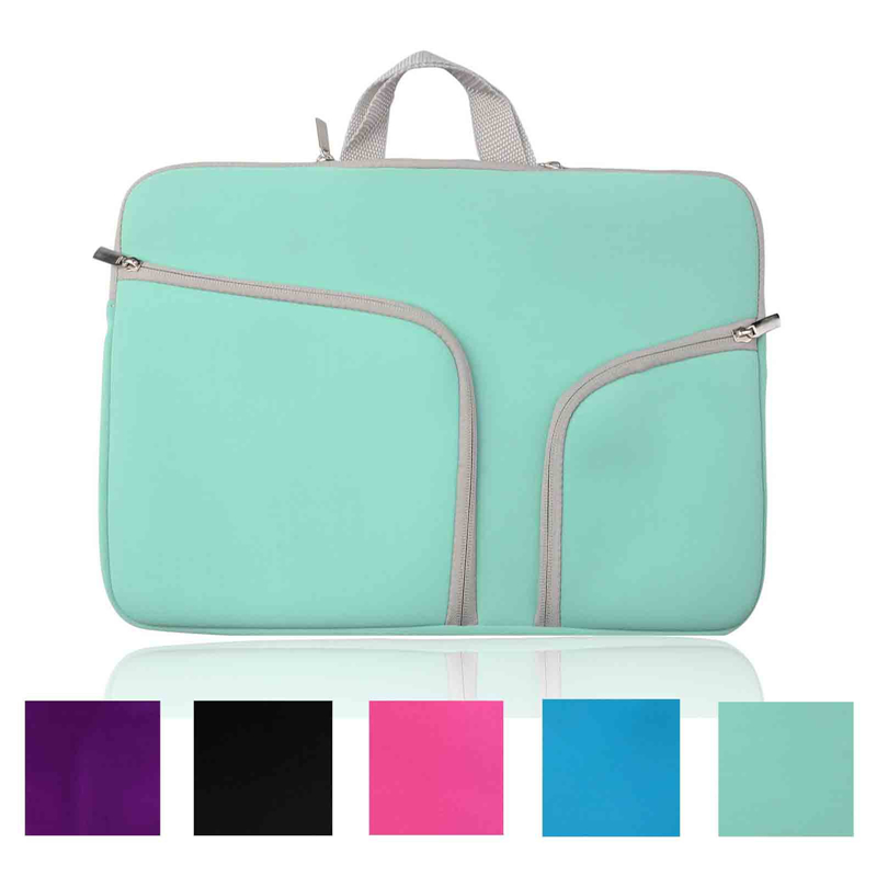 Fashion Custom Cheap Business Computer Waterproof Neoprene Laptop Bag