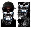 3D Headband Seamless Multifunction Magic Clown Beanie Joker Men Skull Ghost Face Mask