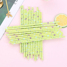 Food Grade Drinking Straw Disposable Biodegradable Drinking Paper Straw