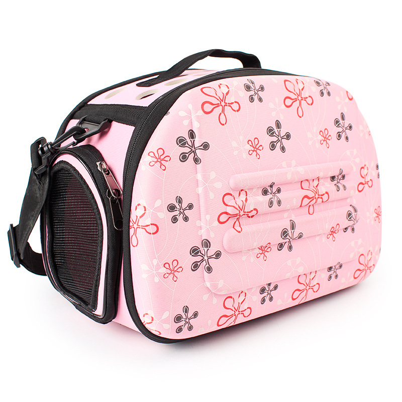 Breathable Cat Dog Backpack Pet Carrier Potable Foldable Pet Backpack