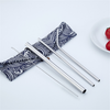 304 Stainless Steel Straw Drinking Set