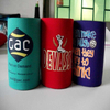 Branded Printed Neoprene Stubby Holder Full Color Printing Can Coolers Beer Can Cooler