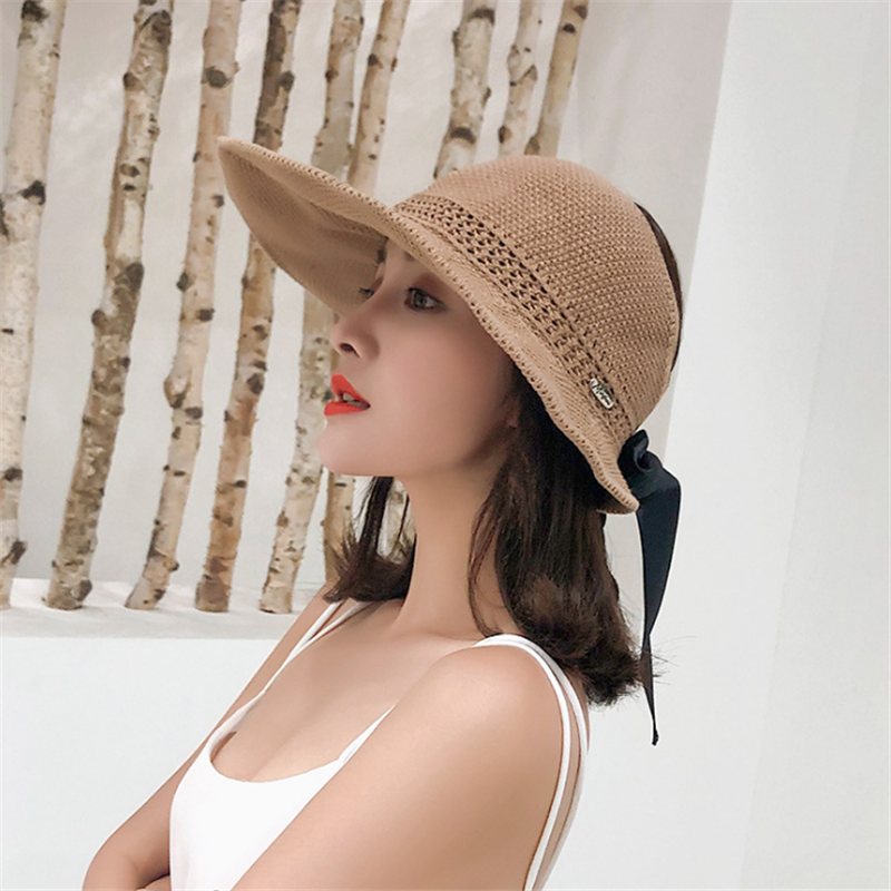 Summer Multi-colors Cheap Ladies Blank Bucket Hats Straw