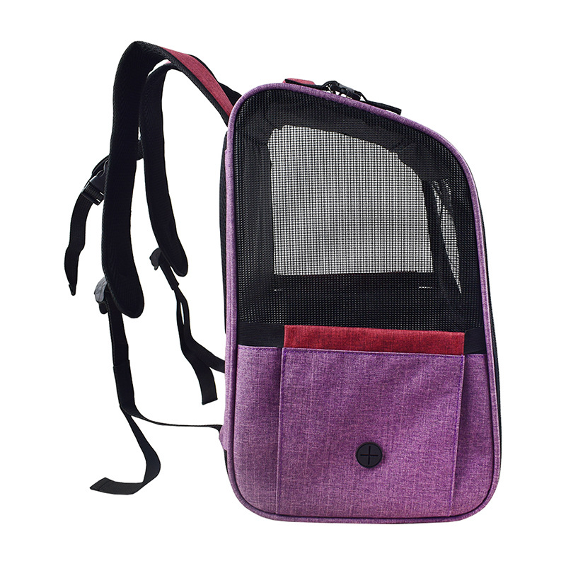 For Outdoor Carring Capsule Backpack Pet Comfortable Pet Backpack Carrier